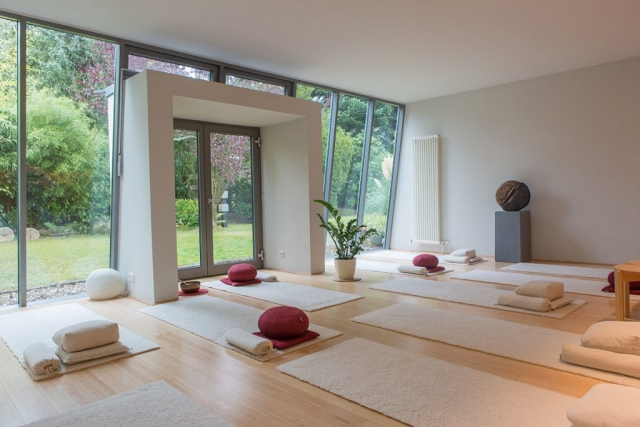 Yogaraum Köln-Sülz Stilvolles Ambiente